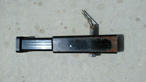"""2"""" to 1 1/4"""" hitch receiver adapter"""