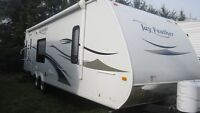 2010 Jayco Jay Feather 28U Travel Trailer