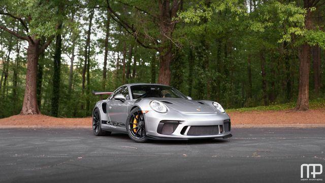 2019 Porsche 911 GT3 RS Coupe 2D