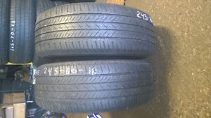 SPECIAL SALE ON 18 INCHES TIRES JUST $80 EACH!!!!!