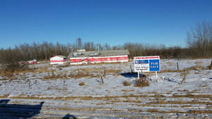 MUST SELL! Buildings, Land and HUGE Potential for Gas Station
