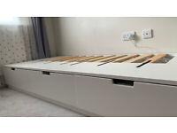 IKEA NORDLI SINGLE BED