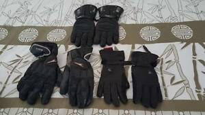 3 x MOTOR CYCLE GLOVES Bundaberg Surrounds Preview
