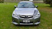 2010 Subaru Liberty B5 MY10 2.5i Lineartronic AWD Premium Silver 6 Speed Constant Variable Wagon Tanunda Barossa Area Preview