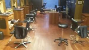 hair salon closing down sale / spa closing down sale / nail salon closing down sale / used salon furniture / used nail