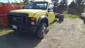 2008 Ford F-550 - For Parts Only
