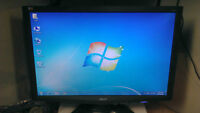 ACER 19 inch LCD monitor