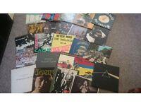 Vinyl Records Wanted! Rock, Punk, Heavy Metal, Reggae, Soul, Jazz, Hip Hop, Blues etc...
