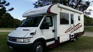 2006 Iveco Daily Sunliner Motorhome White 6 Speed Automatic Long Wheel Base Casino Richmond Valley Preview