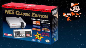 NES Classic Edition system