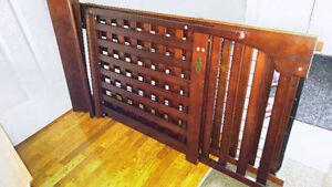 Espresso Crib for Sale