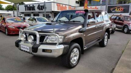 2005 Nissan Patrol Wagon A.W.D Turbo Diesel with 7 seats Westcourt Cairns City Preview