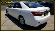 2012 Toyota Aurion GSV40R 09 Upgrade AT-X 6 Speed Auto Sequential Sedan Homebush Strathfield Area Preview