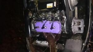 running motor polaris 1997 xlt 600 or part out