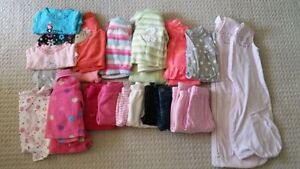 3-6 Mth Girls Clothes!
