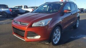 2014 Ford Escape AWD TITANIUM Navigation (GPS),  Leather,  Heate