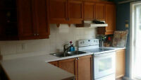WHITE FRIDGE / STOVE !! CHEAP !! Moving !!  Great Condition!!