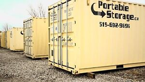 Portable Storage Containers - Rental or Moving Packages