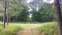 GREAT BUILDING LOT W DRILLED WELL