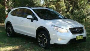 2014 Subaru XV G4-X MY14 2.0i-L Lineartronic AWD White 6 Speed Constant Variable Wagon Oaks Estate Queanbeyan Area Preview