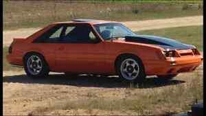 Ford Mustang GT 1986 évalué a 25000$