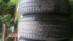 225 50 17 x 4 'PIRELLI 'RUN FLAT' CINTURATO P7' $64.00 Chq,PHOTO