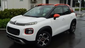 2018 Citroen C3 Aircross A88 MY18 Shine Natural White 6 Speed Sports Automatic Wagon North Lakes Pine Rivers Area Preview