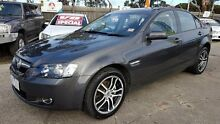 2009 Holden Commodore VE MY09.5 International Grey 4 Speed Automatic Sedan Maidstone Maribyrnong Area Preview