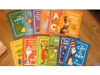 12 classic dr Seuss books