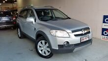2007 Holden Captiva CG LX AWD Silver 5 Speed Sports Automatic Wagon Virginia Brisbane North East Preview