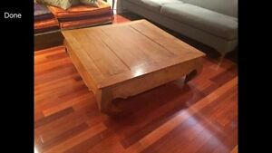 Coffee table_table basse