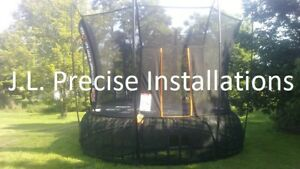 Trampoline buyers guide Springfree, Vuly, Skywalker, jumptek, +