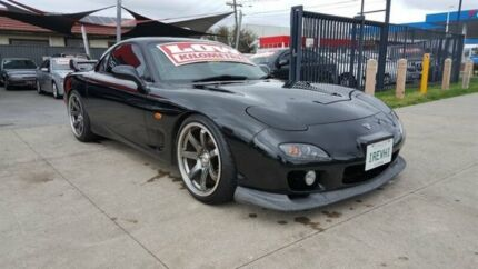 2001 Mazda RX7 8 Twin Turbo RB 5 Speed Manual Coupe