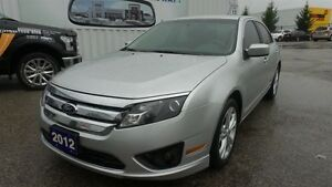 2012 Ford Fusion SE, Local Trade In