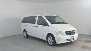 2013 Mercedes-Benz Valente Arctic White 5 Speed Automatic Wagon Perth Airport Belmont Area Preview