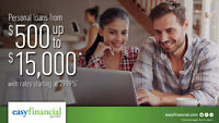 Go Easy with Easy Financial!