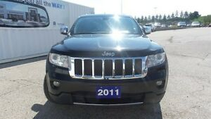 2011 Jeep Grand Cherokee Overland, HEMI, Fully Loaded! Kitchener / Waterloo Kitchener Area image 9