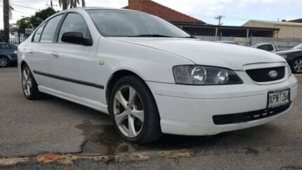 2004 Ford Falcon BA Mk II XT 4 Speed Sports Automatic Sedan Enfield Port Adelaide Area Preview