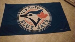BLUE-JAYS FLAG