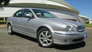 2004 Jaguar X-Type SE Silver 5 Speed Automatic Sedan Gepps Cross Port Adelaide Area Preview