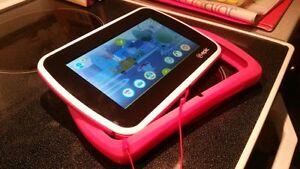 "LeapFrog Epic 7"" Kids Educational Tablet - Pink 16GB+ WIFI"