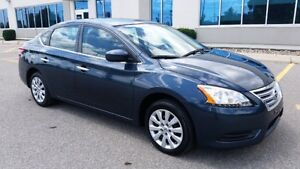 2014 Nissan Sentra SV *One Owner, Bluetooth, Keyless Entry, XM*