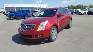 2011 Cadillac SRX AWD PREMIUM Accident Free,  Leather,  Heated S