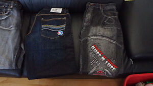 6 pairs of new pants size 36 $60