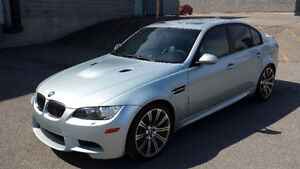2008 BMW M3 4 doors Full Load! Stainless Exhaust 439hp!
