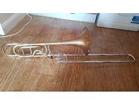 Hybrid Bass Trombone (Bach/Holton/Rath) Excellent Condition