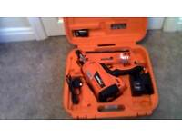 paslode im350 plus nail gun brand new never been used.