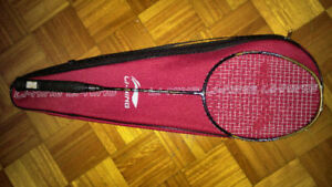 RAQUETTE BADMINTON high carbon 1800