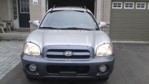 2006 Hyundai Santa Fe GLS SUV, Crossover