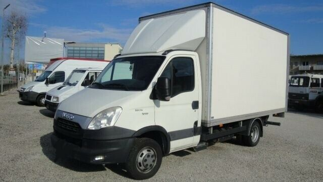 IVECO DAILY 35C14 3.0 Natural Power Metano con sponda